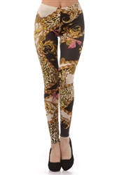 dcbe8add13cc3 Versace (inspired) Leggings